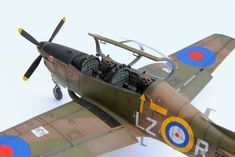 1/48 Alley Cat Shorts Tucano T.1 by Artur Oslizlo/Arkady72
