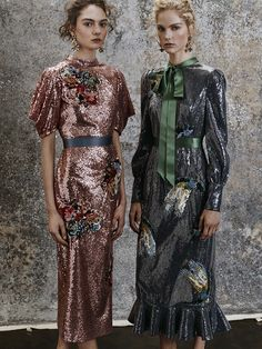 See all the Collection photos from Erdem Autumn/Winter 2017 Pre-Fall now on British Vogue Fashion Mode, Fashion Week, Fashion 2017, Look Fashion, Runway Fashion, High Fashion, Fashion Show, Autumn Fashion, Womens Fashion