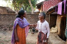 Reaching out to victims of leprosy with the love of Christ, missionaries working in leprosy colonies have the privilege to literally be the hands and feet of Christ. Learn more about GFA's leprosy ministry in South Asia.