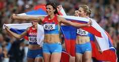 Russia's Track and Field Team Has Been Banned from the Rio Olympics