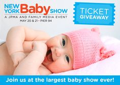 The 2017 New York Baby Show, on May 20 & 21 at Pier 94 will once again be the largest show for new and expectant parents in the country. Now in its 7th year, no other event provides a better experience for thousands of expectant and new families from New York and neighboring counties, seeking… Continue reading 2017 New York Baby Show Is Around The Corner / #MommyLife