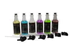 DRIVE Detail Kit – Drive In Hi-Definition Car Wash Wax, Tire Shine, How To Clean Chrome, Clean Microfiber, Car Show, Diy Kits, Clear Glass, Detail, Bottle