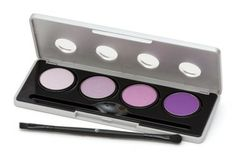 ZuZu Luxe Shades of Orchid Eyeshadow Palette