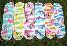 Which one is your favorite? #mulgatheartist #skateboard #skateboardart #skateart