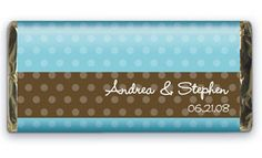 Printable Candy Bar Wrappers … And They're Free!