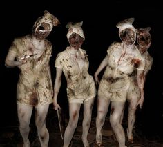 Silent Hill #halloween #cosplay