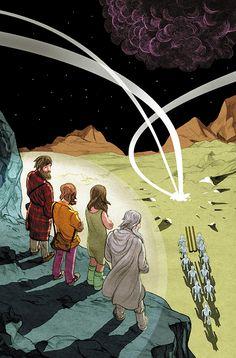 Jonathan Burton - 'La vida, el universo y todo lo demás' de Douglas Adams