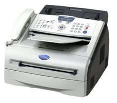 Brother IntelliFax 2820 Laser Fax Machine and Copier by Brother. $153.99. From the Manufacturer                Designed to be used in a home office or small business setting, the Brother IntelliFax-2820 Laser Fax machine offers a range of features that work together to address all your faxing needs. It offers a low cost per page that only laser technology can bring to the table, and its impressive performance is both fast and reliable. And with plenty of time-saving featu...