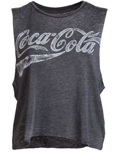 Achetez Chaser Vintage script tank en from the world's best independent boutiques at farfetch.com. Shop 300 boutiques at one address.
