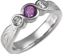 Purple Diamond Engagement Ring - Bing Images