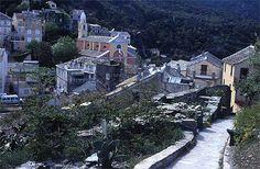 Cap Corse - village