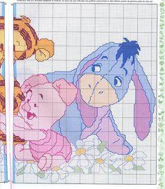 @Vicki Smallwood Van Gilder - or this one....Winnie the Pooh cross stitch #2