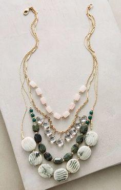 Lorca Layered Necklace