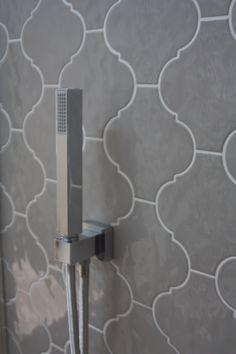 Arabesque Moroccan Lantern Tile Imported Italy glass backsplash