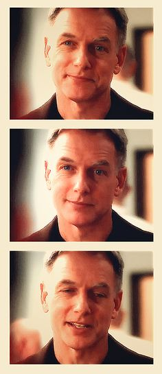 NCIS Gibbs Mark Harmon...after my father has been 6 feet under for 7 years now - I would SO want someone like the character Leeroy Jethro Gibbs as sort of a Substitute *sigh* -  could make you wish they were real people and they really knew you sometimes