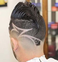 Cool Haircut Designs For Men 2018