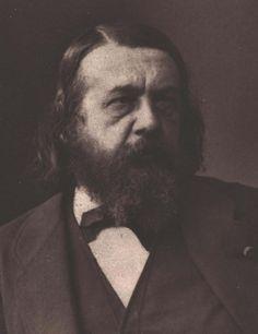 Théophile Gautier by Bertall