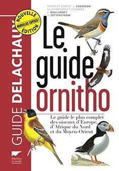 Guide ornitho de Lars Svensson…