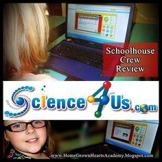 Science4Us.com Review #hsreviews #science #homeschool