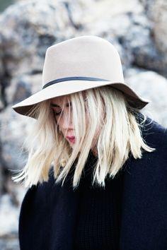 JANESSA LEONE - Spring Collection - Felt and Straw Hats d3e1f8bc8c4e