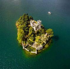 Isola di Loreto, Lago d'Iseo
