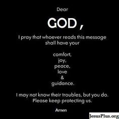 Whoever Reads This Prayer