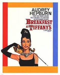 Breakfast At Tiffanys movie posters