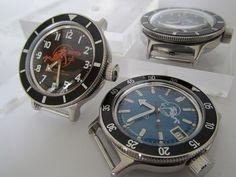 Favorite Watches: Vostok Amphibia