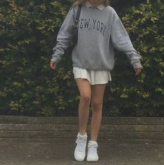 Indie Outfits, Retro Outfits, Cute Casual Outfits, Fall Outfits, Vintage Outfits, Summer Outfits, Fashion Outfits, Nike Fashion, Teen Fashion