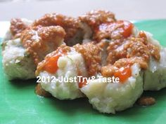 Siomay ala Si Abang Fish Recipes, Asian Recipes, Ethnic Recipes, Siomai, Indonesian Cuisine, Indonesian Recipes, Ramadan Recipes, Savory Snacks, Korean Food