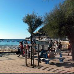 Un nuevo éxito turístico en Semana Santa anticipa un verano récord en Gipuzkoa En 2016 fue del 72%, «y llegamos al 88%». Toda la info, pinchando sobre la imagen.
