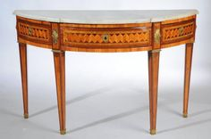 Louis Xvi, Console Table, Objet D'art, Decoration, Entryway Tables, Auction, Antiques, Inspiration, Furniture