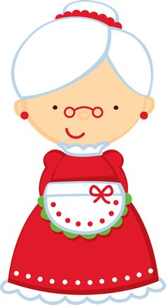 Ckren uploaded this image to 'Navidad'. See the album on Photobucket. Christmas Templates, Christmas Clipart, Christmas Art, Illustration Noel, Christmas Illustration, Red Riding Hood Party, Red Ridding Hood, Clip Art, Mrs Claus