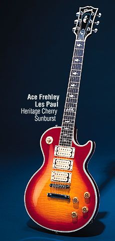 gibson les paul ace frehley signature series | Ace Frehley Les Paul ]