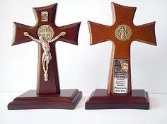 Recuerdo Cruz de Madera de Pared
