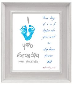 Personalized Father's Day Gift for Grandpa  I by hipchicfusion, $20.00