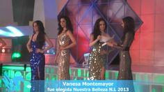 Vanesa Montemayor es Nuestra Belleza N L 2013
