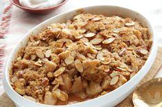 Perfect Pear Crisp recipe