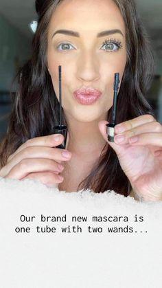 Eyeshadow Brushes, Eyeshadow Makeup, Mascara Review, Lash Primer, Fiber Mascara, Brush Type, Lower Lashes, Falsies