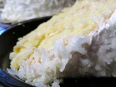 Caribbean Coconut Rum Cake Recipe
