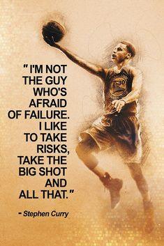 cda30773356 Stephen Curry Quotes NBA Basketball Sayings Poster