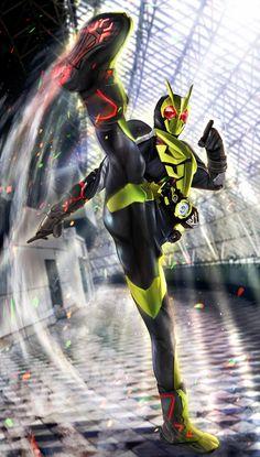 Kamen Rider Kabuto, Kamen Rider Zi O, Kamen Rider Decade, Kamen Rider Series, Zero One, Hero World, Sci Fi Characters, Robot Art, First Art