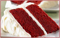 The BEST Red Velvet Cake Recipe - Great Recipe Tips