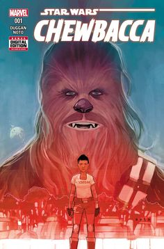 Chewbacca #1, la preview | SyFantasy.fr