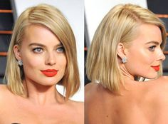 Spring's Most Requested Haircuts, Margot Robbie