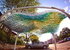 Decoración: Decoración con Botellas de Plástico - Ideas para decorar reciclando