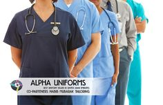With scrubs being the standard uniform for so many medical professionals, scrubs get a ton of use and are subject to a whole lot of wear and tear day after day. If you don't want to have to continually buy new scrubs (and who does? San Antonio, Nursing In Canada, Cna School, School Nursing, High School, Nursing Students, Certified Nurse, C & A, Medical Uniforms