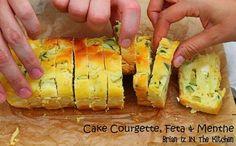 Le Cake Courgette, Feta & Menthe est la deuxième recette que je réalise avec mon Omnicuiseur Vitalité 6000, une recette de saison à picorer à l'apéritif, en entrée ou en plat accompagné d'une salade. La cuisson plus lente de l'omnicuiseur conserve davantage...