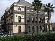 Teatro Perez Galdos - Las Palmas de Gran Canaria