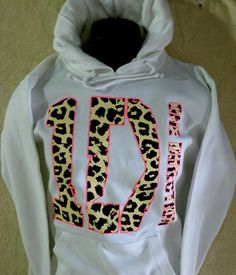 One Direction Hoodie Sweatshirt Pullover Boy Band Fan with Animal Print New | eBay
